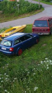 Parkering i Havnehagen